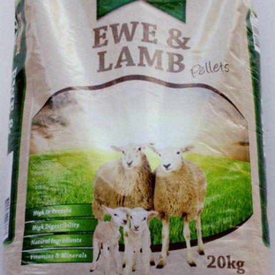 Natures Best Ewe & Lamb Pellets