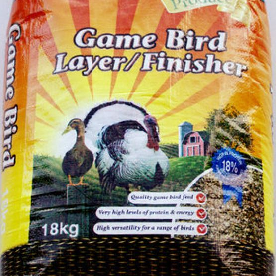 Peckish Produce Game Bird Layer/Finisher